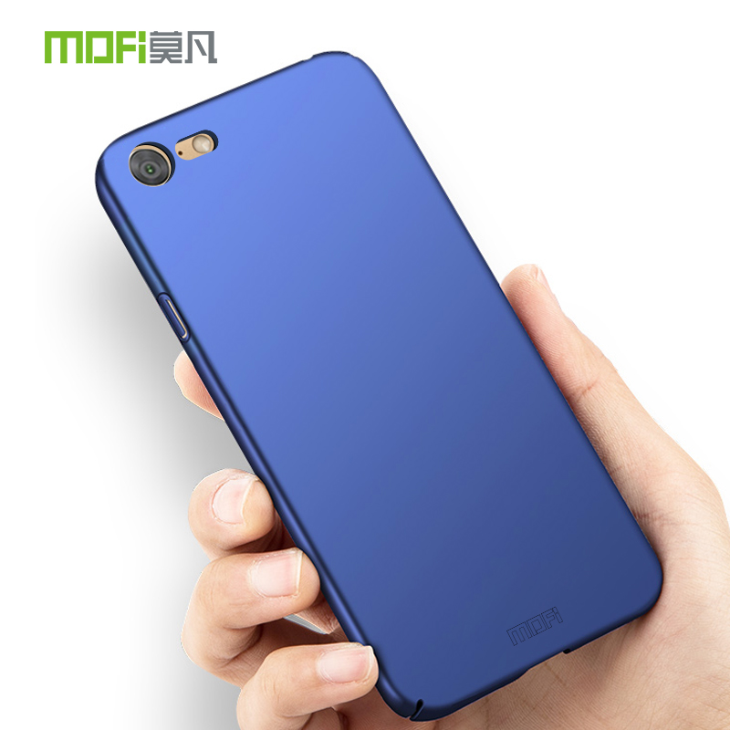 new product 1167f b36e9 OPPO A71 Cover Hard Case Original Mofi For OPPO A 71 Cover hard PC full  protective phone cases MOFi A71 case cover 5.2
