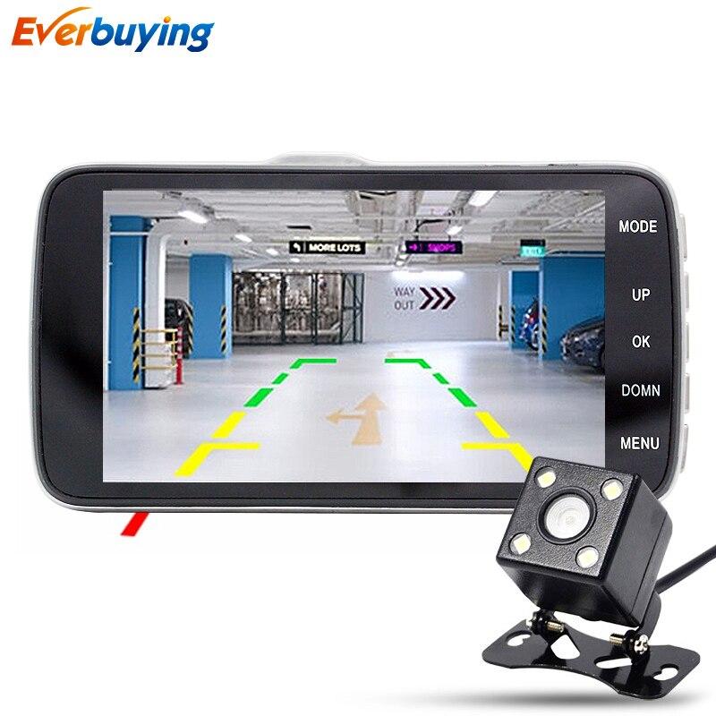 2016 Best Car DVR Camera 4 0 AIT8328P FHD 1080P Video Recorder Registrator G Sensor Night