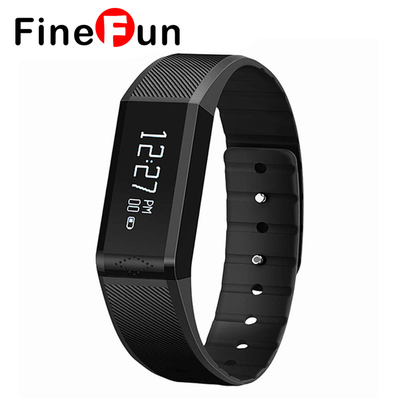FineFun Smart Wristband X6 2017 Special Offer Rushed French Montre Connecter Bluetooth 4 0 Watch Sleep