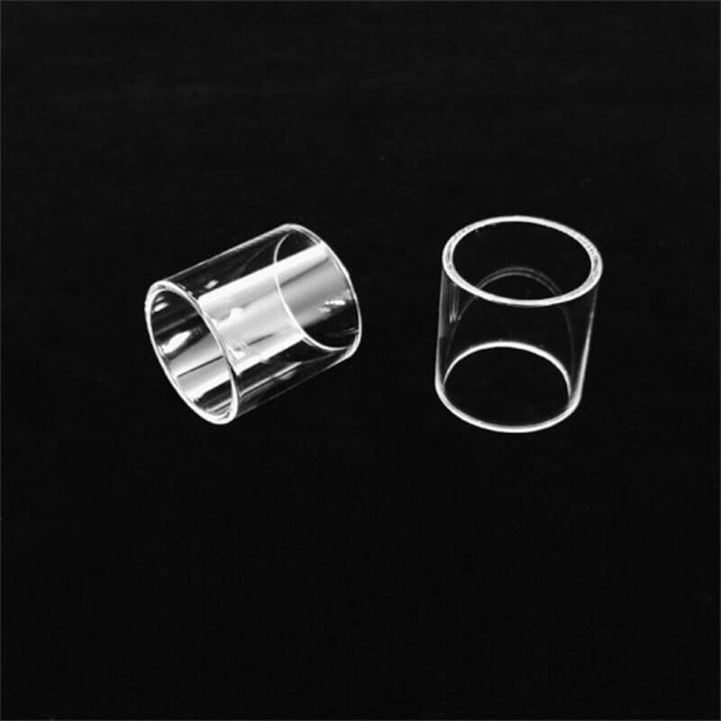 3pcs Clear Glass Tube Replacement For Ijoy Tornado Hero Rta Atomizer Normal Version/fatboy Version Back To Search Resultsconsumer Electronics