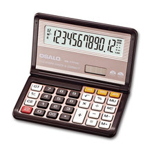 Складной настольный аккумулятор 777 scientifice калькулятор