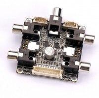 ADAU1701 Interface Board Professional Audio Digital Processing Unit Dsp Pre Amp Tone Plate Volume Control Board