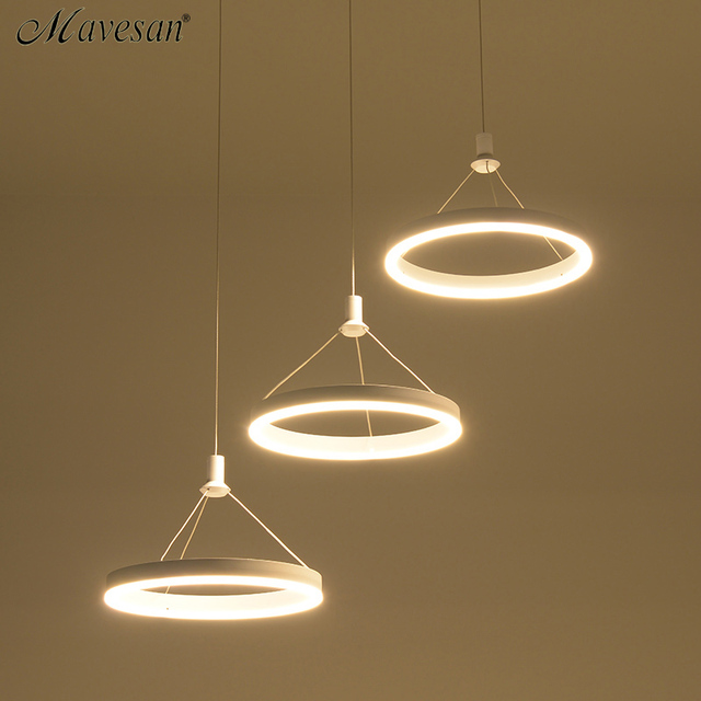 Pendant Lights For Dining Room Lamp Modern Light Fixtures Abajur Lighting Square And Round Base Re