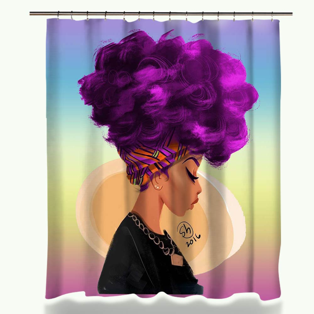 turban afro hairstyle african black