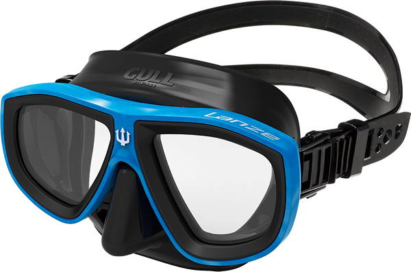 GULL Lanze Mask for scuba diving and skin diving