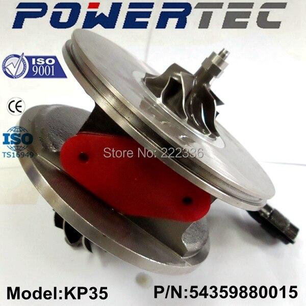 KP35 BV35 turbo cartridge 54359700015 turbo chra 55197838 turbo for Opel Corsa D 1.3 CDTI