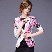 Womens Blazer New OL Temperament Women Blazers And Jackets Fashion Suit Jacket Plus Size Blazer Feminino