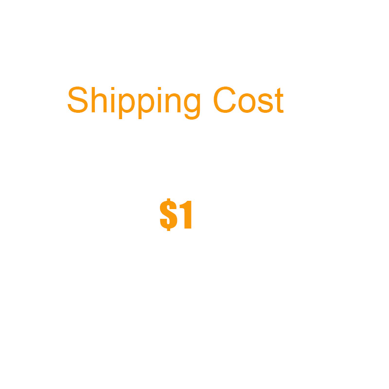 Extra shipping cost Shipping difference Extra payment 70usd shipping cost