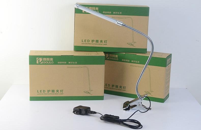Lâmpadas de Mesa v dim quente para frio Lamp Head Comprimento : 258mm
