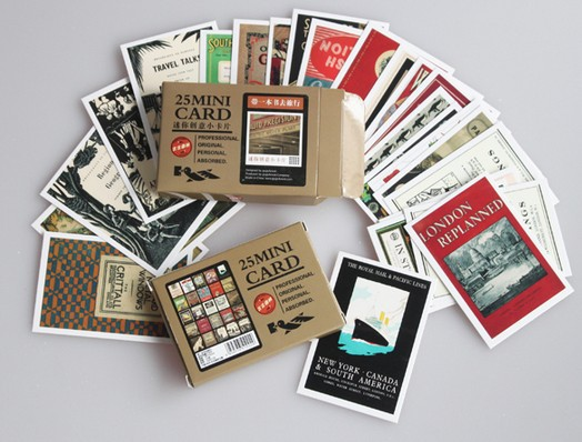 1 Satz/los Visitenkarten Vintage Reise Diy Multifunktions Mini Karte Set/25 Teile/satz Nizza Geschenk