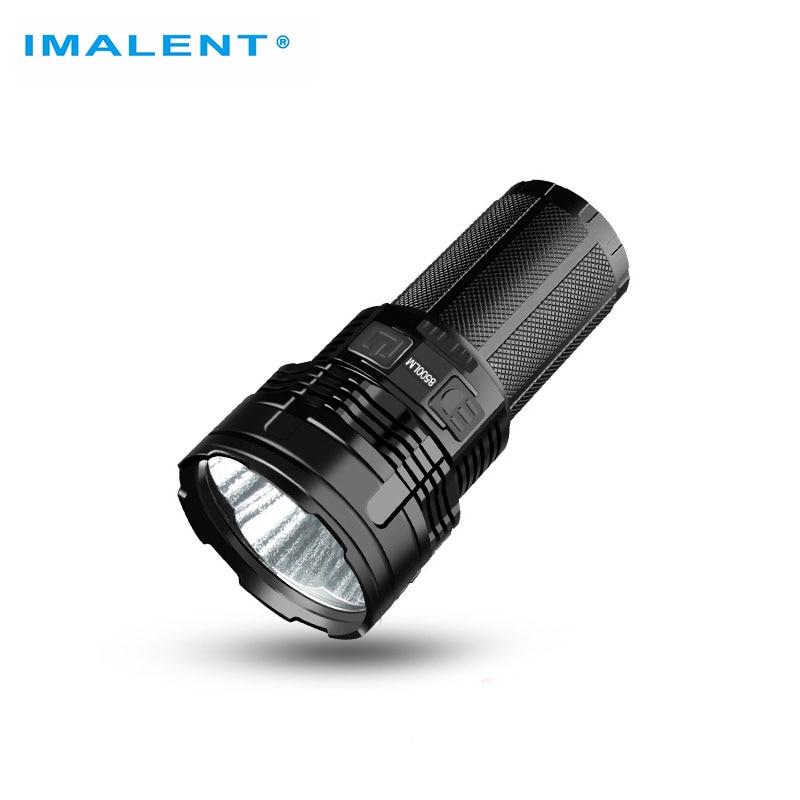 IMALENT DT70 Powerful LED Flashlight CREE XHP70 16000Lumen Super Hot led Torch Waterproof Usb Rechargeable Led Flashlights 18650
