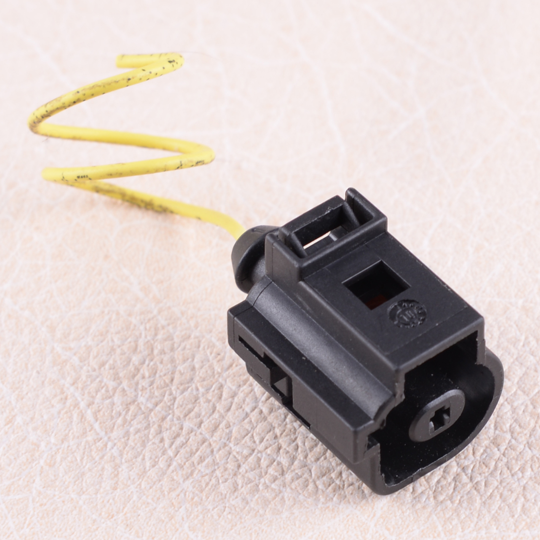 Pression D/'Huile Capteur Connecteur Câblage 1-PIN Plug Pour VW Beetle Bora Caddy campmob