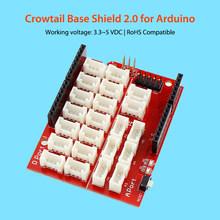 Crowtail Base Shield DIY Kit Open Source Free Shipping