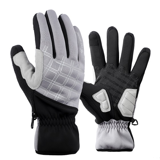 Mens Waterproof Winter Gloves Thermal Insulation Cycling Ski Outdoor Touchscreen