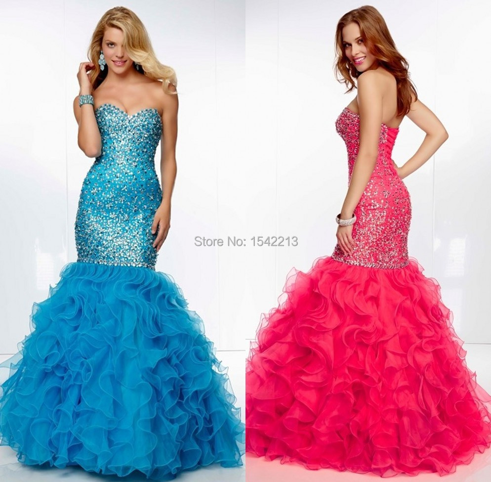 Popular Rainbow Prom Dresses-Buy Cheap Rainbow Prom Dresses lots ...