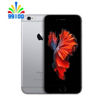 Used Original Unlocked iPhone 6s Plus 5.5 inch  2GB RAM 16GB/32GB/64GB/128GB WCDMA 4G LTE 1