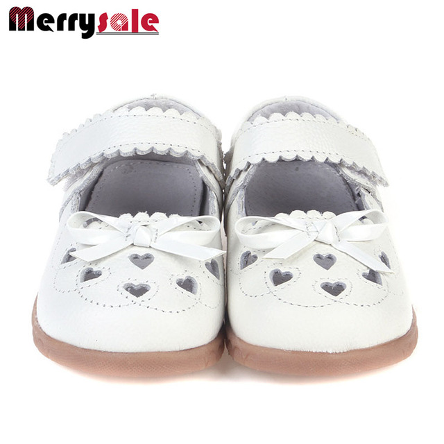 2017 new spring children sandal girls sandals  breathable soft bottom leather shoes wholesale spring section
