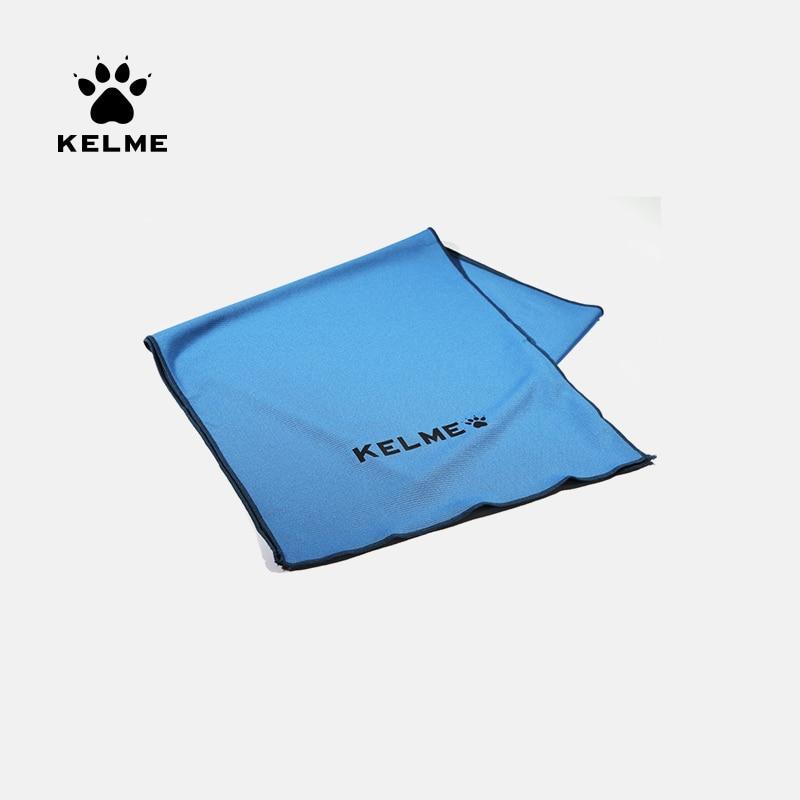 KELME High Quality Quick Dry Cool Sports Towels Gym Basketball Soccer Swimming Travel Walking Hike Towel Microfibre K044