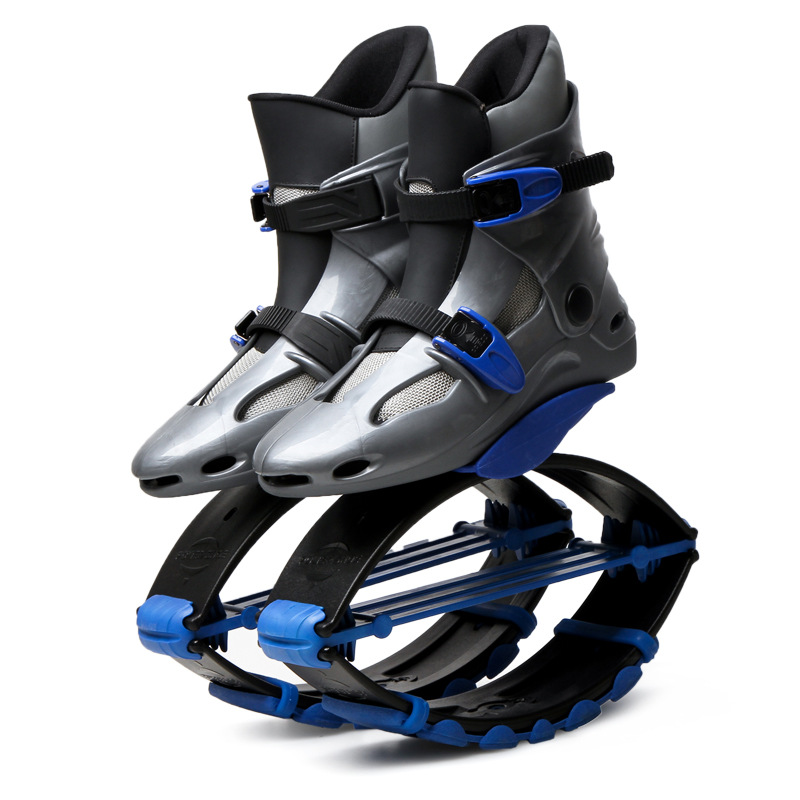 10% Kangourou Saut Chaussures Unisexe Exercice Fitness rebond chaussures Bounce chaussures 7 couleur pour disponible