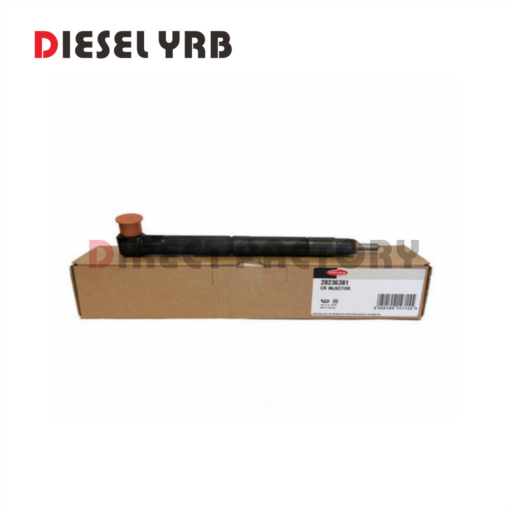 Injecteur de carburant à rampe commune d'origine et nouveau 28236381 pour 33800-4A700 338004A700