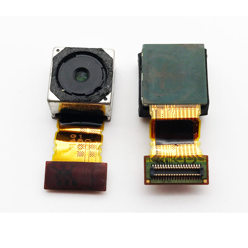 New Rear Main Back Camera For Sony Xperia Z3 D6603 D6653 D6633 Camera Flex Ribbon Cable Replacement Parts