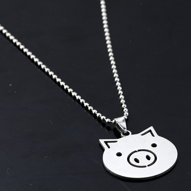Overwatch Game Stainless Steel Necklace15