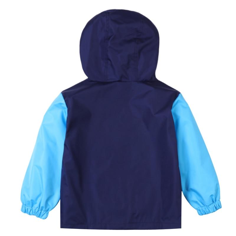 Qızlar üçün payız pencəkləri paltarlar Uzun qollu uşaqlar - Uşaq geyimləri - Fotoqrafiya 2