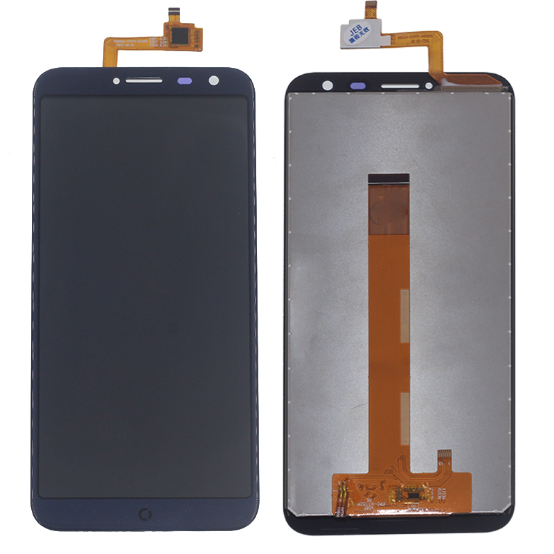 100% test work LCD display for Oukitel C8 with touch screen digitizer components Free shipping for Oukitel mobile phone parts-in Mobile Phone LCD Screens from Cellphones & Telecommunications