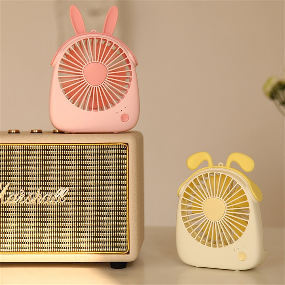 USB Gadgets Cool Fan Portable Electric Mini USB Fan Quiet Summer Cooler Desktop Office Fan (6)