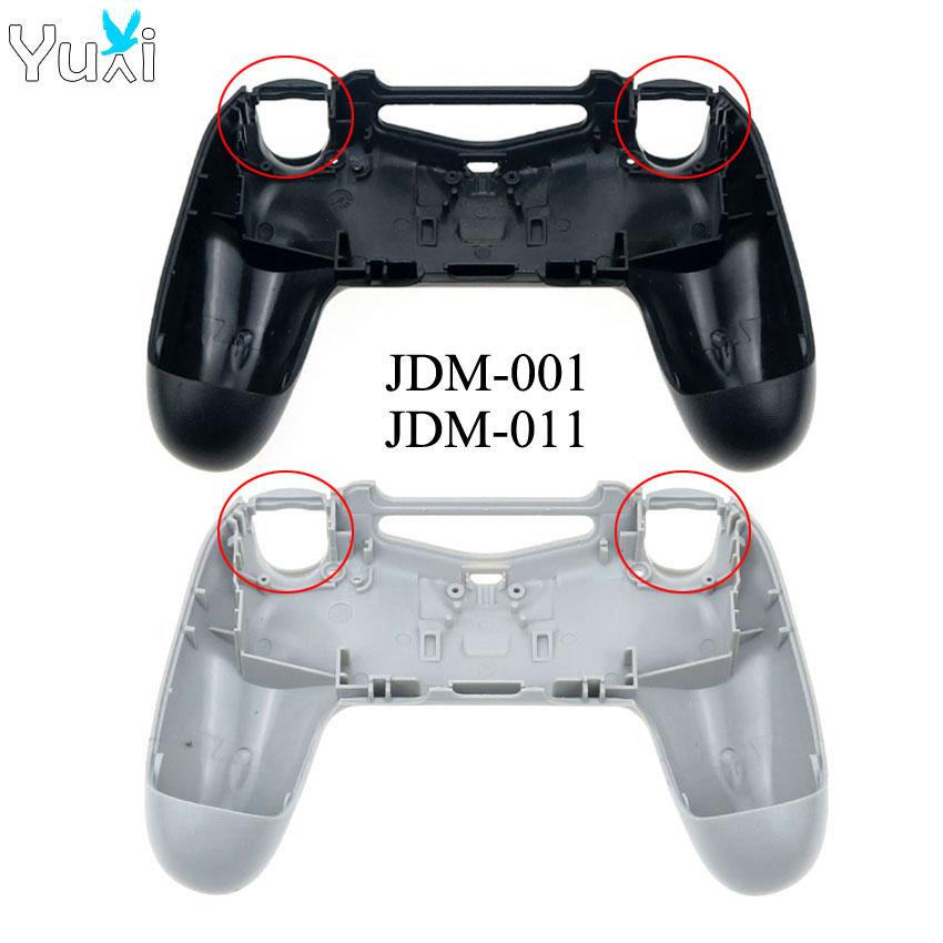 YuXi запасная задняя крышка Лицевая панель чехол для PlayStition 4 PS4 старая версия контроллер JDM-001 011 пластиковый корпус