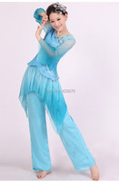 Chinese stage wear Dance Costume Women's Dress Stage Clothes Fancy Dress