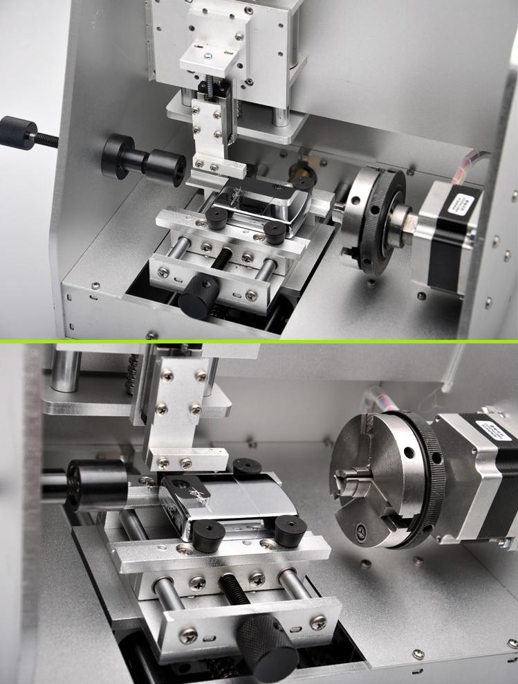 Marcatrice MPX 90 Incisione ad anello gravografo m20 AM30 macchina - Attrezzature per la lavorazione del legno - Fotografia 2