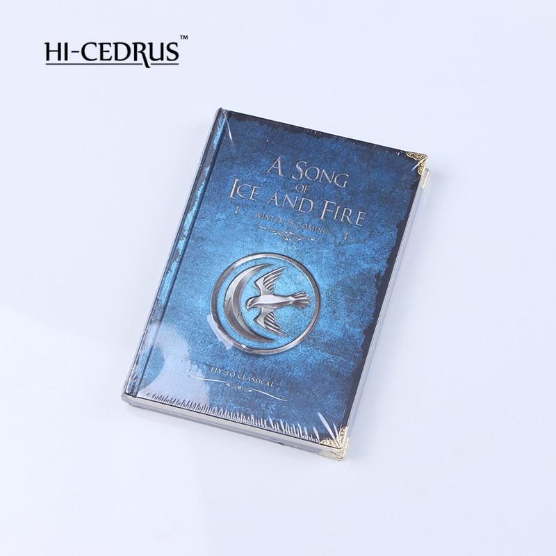 Cuaderno de cuaderno clásico azul con copia impresa y agenda diaria, - Blocs de notas y cuadernos