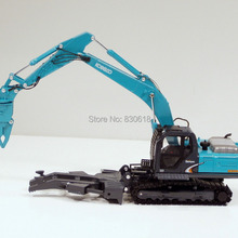 Kobelco SK200-8 экскаватор w/Pincher-1/40-MIB-литье под давлением модель строительная техника игрушка