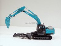 Kobelco SK200 8 экскаватор w/Пинчер 1/40 MIB литой модель строительной техники игрушка