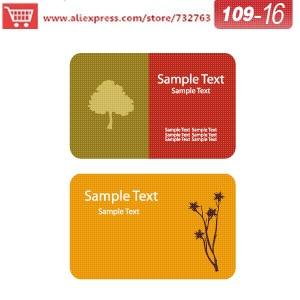 Office & School Supplies Kalender, Planer Und Karten 0109-16 Visitenkarte Vorlage Für Saatgut Papier Visitenkarten Landschaftsbau Visitenkarten Entwerfen Sie Ihre Eigenen Schrumpffrei