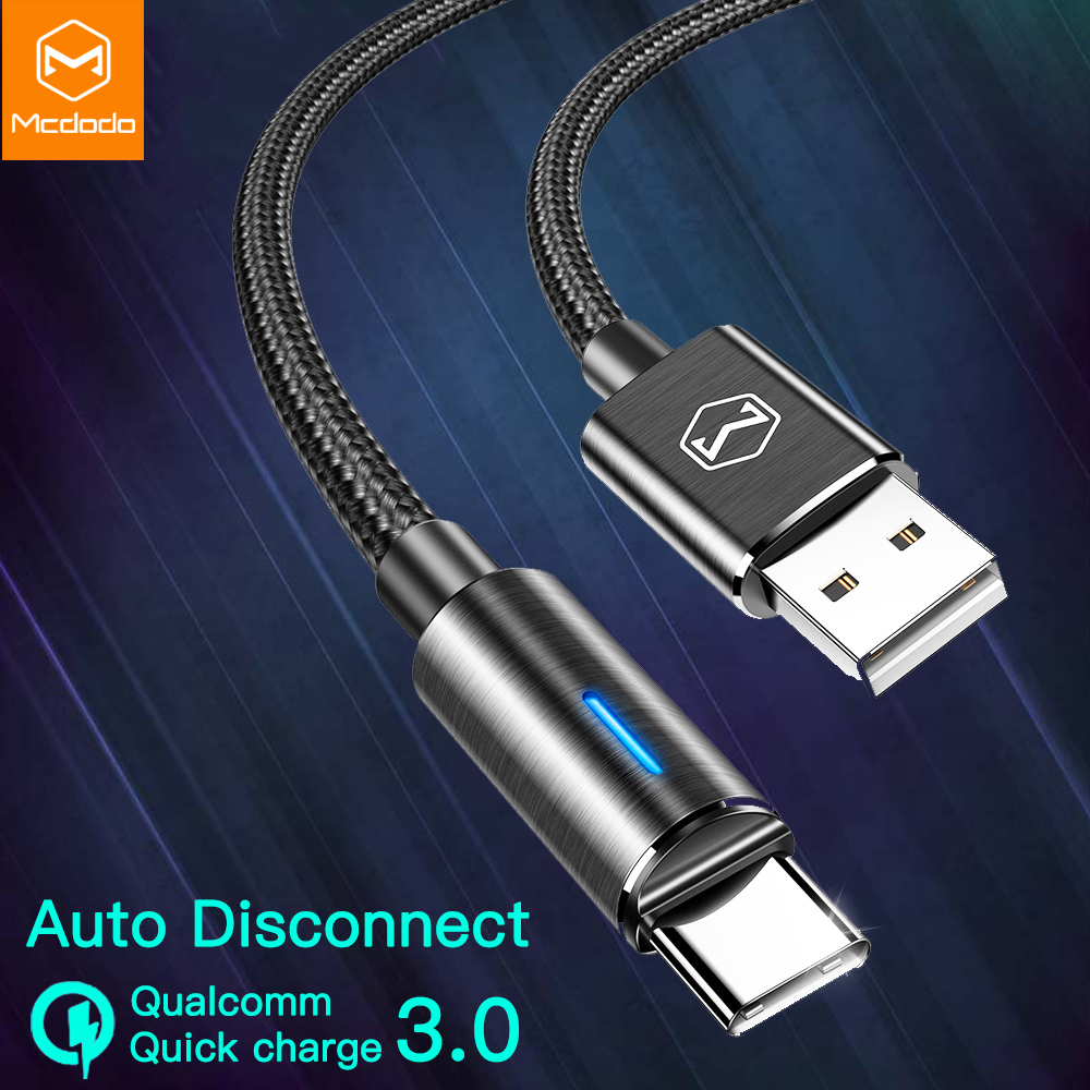 Mcdodo Usb Type C Cable For Samsung Galaxy S10 S9 S8 Plus