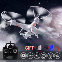 Have GIFT 3 Sets Of Blades RC Helicopter SYMA X5c 6 Axis GYRO Drone Quadcopter With