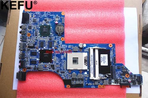 615279-001 630279-001 603642-001 fit for HP Pavilion DV6 DV6-3000 Motherboard DA0LX6MB6F1 DA0LX6MB6H1 DA0LX6MB6G2 ( I3, I5 CPU )