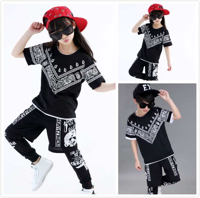 Popular Hip Hop Dance Costumes Kids Buy Cheap Hip Hop Dance Costumes Kids Lots From China Hip