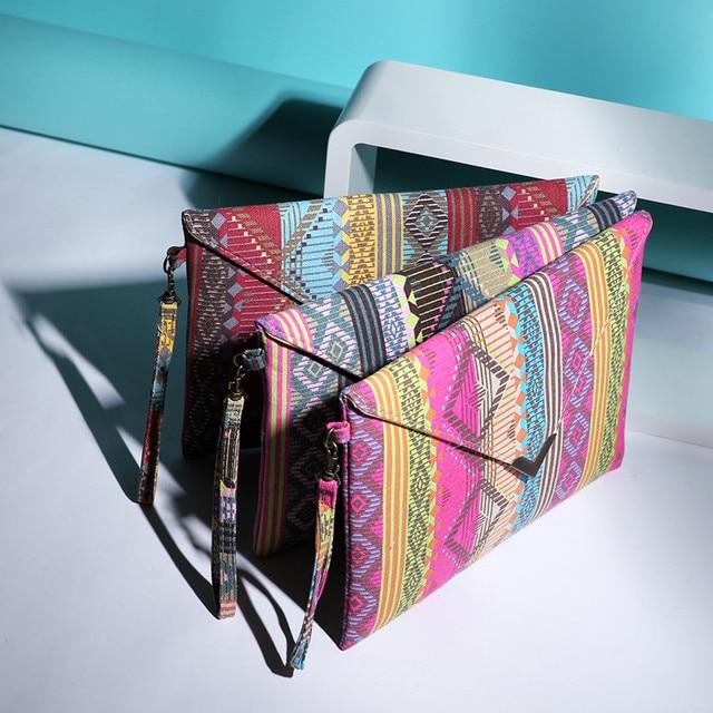 2016 Womens Envelope Bag Women Clutch Handbag Evening Party Purse Tote Ladies Bag PU Leather lady summer mini bag #613