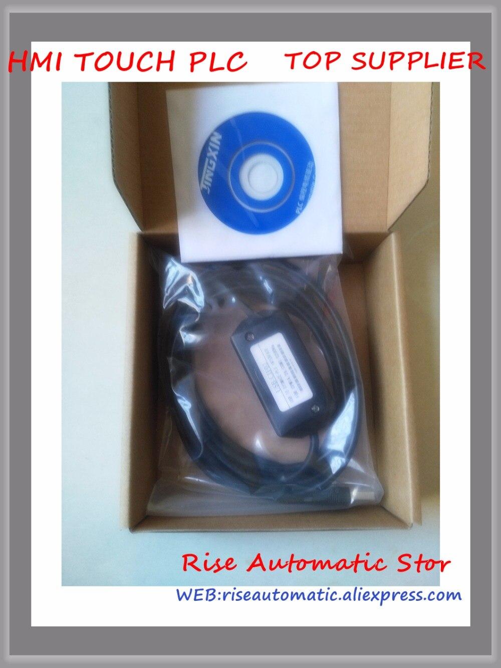 USB-CIF02 PLC Cable USBCIF02 for CPM1/CPM1A/2A/CQM1/C200HS/C200HX/HG/HE and SRM1 PLC USB CIF02 USB/CIF02 Support Win7/Win8