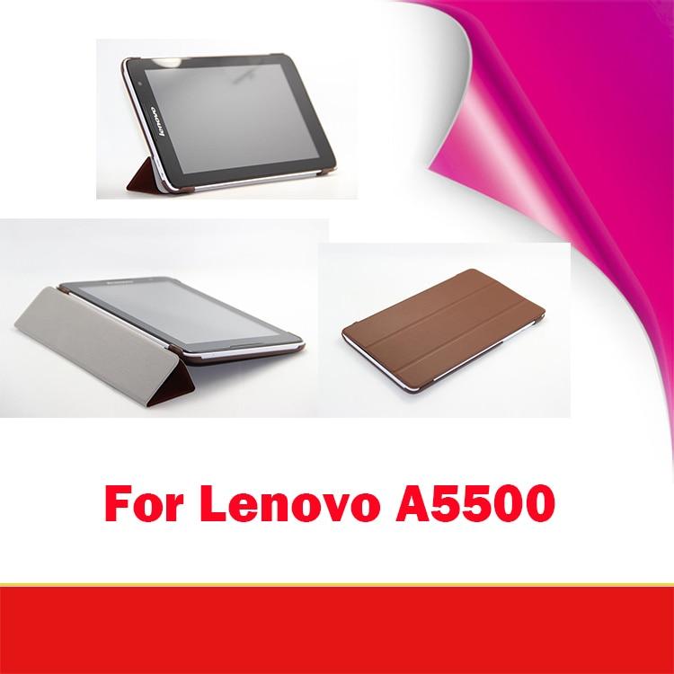 Lenovo A5500 case original Smart Case Cover Idea Tab A8-50 8 inch tablet - Shenzhen Tonghua Weiye Technology Co.,Ltd store
