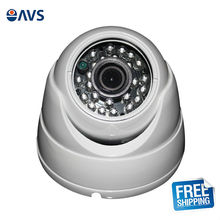 HD CVI 1.0Megapixel 720P Vandalproof and Weatherproof Dome Camera IP67