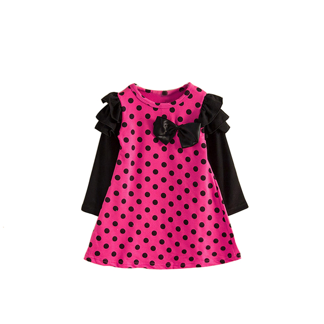870e9c1286b1 Vendite calde ragazze di estate abiti completi manica vestiti della ragazza  cotone biologico capretti del vestito