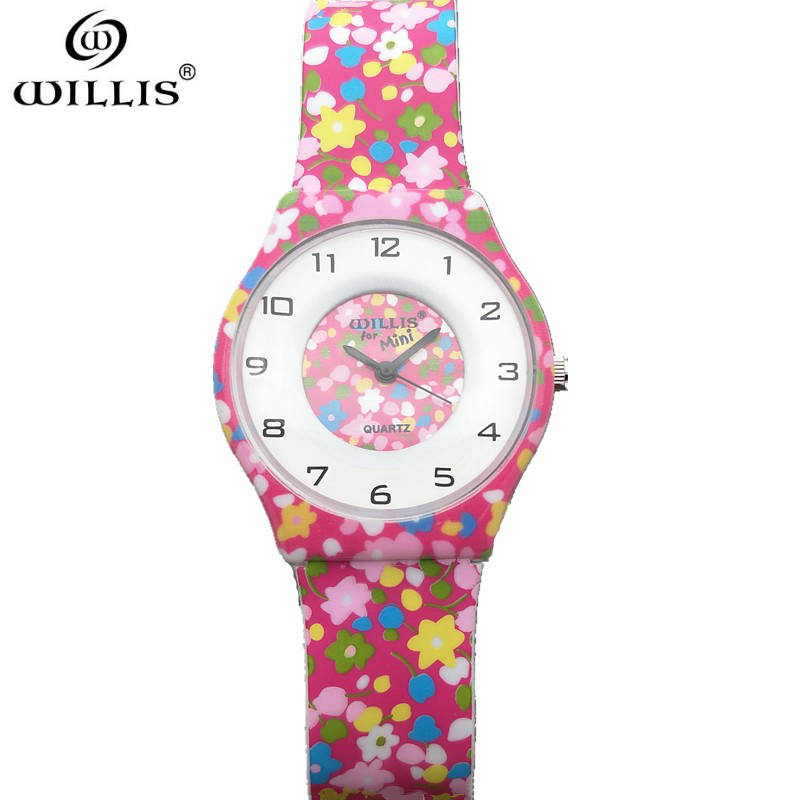 WILLIS brand Fashion Watches Women Bracelet Watch Ultra Thin Silicone strap clock Casual Quartz girl watches Relogio Feminino цены