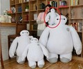 Высокое качество на заказ 100 см 150 см 180 см 200 см большой герой 6 супер большой талисмана Baymax фаршированные плюшевые игрушки куклы модели дети подарок