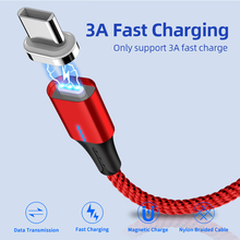 Magnetic Cable Micro usb Type C Fast Charging Adapter Phone Microusb Type-C Magnet Charger c For iphone Samsung xiaomi