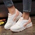 Mulheres Sapatos Casuais Sapatos Da Moda Cunhas Sapatas de Lona Lace-Up Tenis Formadores de Verão Senhoras Sapatos Da Marca Chaussure Femme Nenhum Logotipo