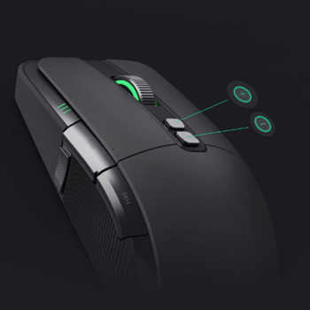 Original Xiaomi Game Mouse Portable Usb/Wireless 2.4GHz Dual Mode 7200Dpi 6 Button RGB Led Gaming Mouse MacOS Windows Gamer Mice